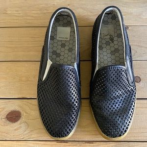 Dolce Vita Perforated Slip Ons
